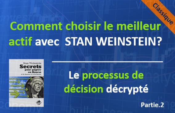 Analyse graphique avec Stan Weinstein