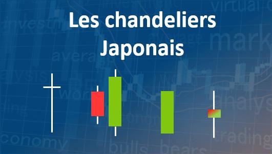 Les chandeliers japonais en analyse graphique