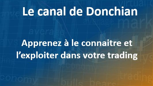 Canal Donchian en analyse technique