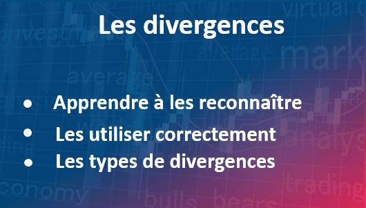 Découvrez les divergences entre le prix et les indicateurs techniques