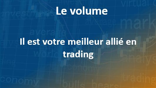 L'indicateur technique le volume en trading