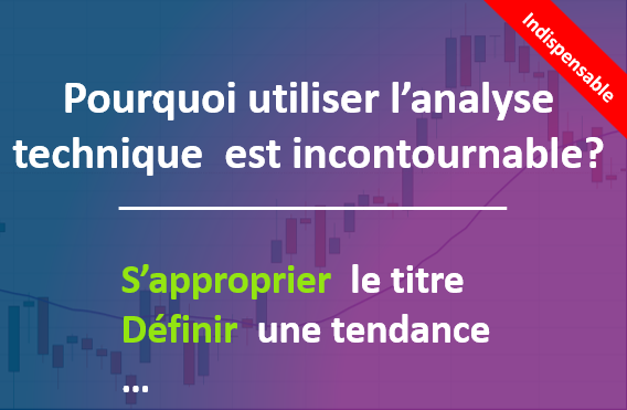 Article pourquoi l'analyse technique est indispensable en 2021?