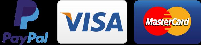 ogo PP visa mastercard